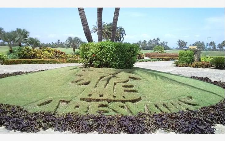 Foto de terreno habitacional en venta en club de golf tres vidas, plan de los amates, acapulco de juárez, guerrero, 629579 no 01