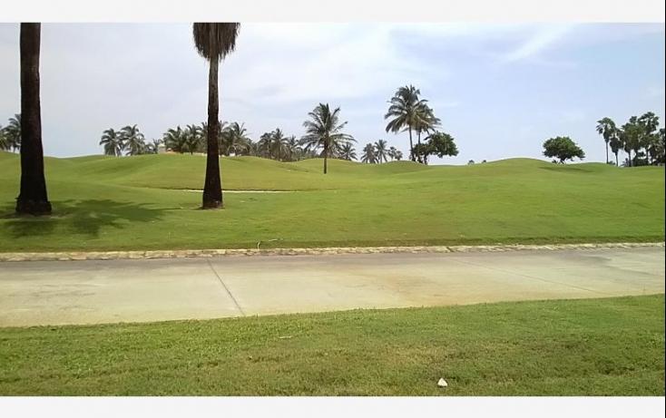 Foto de terreno habitacional en venta en club de golf tres vidas, plan de los amates, acapulco de juárez, guerrero, 629596 no 01