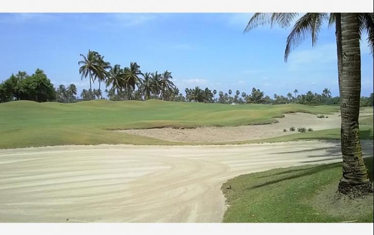 Foto de terreno habitacional en venta en club de golf tres vidas, plan de los amates, acapulco de juárez, guerrero, 629614 no 01