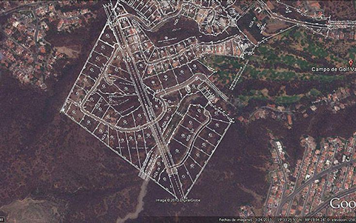 Foto de terreno habitacional en venta en, club de golf valle escondido, atizapán de zaragoza, estado de méxico, 1127347 no 01