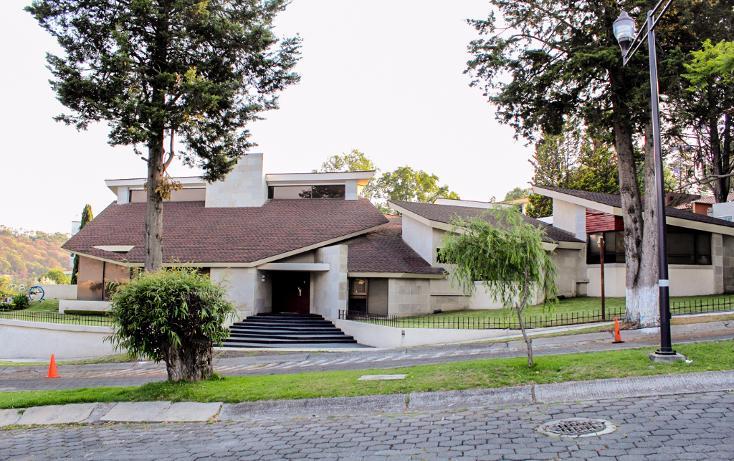 Foto de casa en venta en  , club de golf valle escondido, atizapán de zaragoza, méxico, 1039979 No. 01