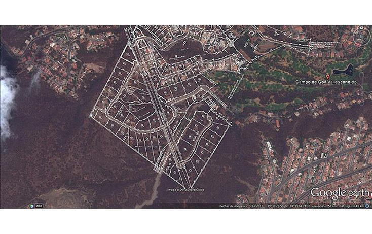 Foto de terreno habitacional en venta en  , club de golf valle escondido, atizapán de zaragoza, méxico, 1071165 No. 01