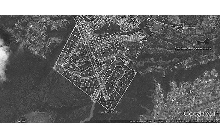 Foto de terreno habitacional en venta en  , club de golf valle escondido, atizapán de zaragoza, méxico, 1112983 No. 01