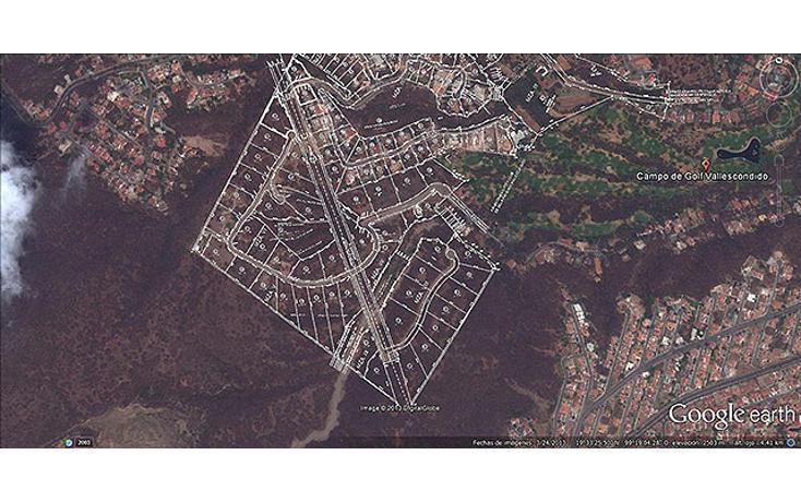 Foto de terreno habitacional en venta en  , club de golf valle escondido, atizapán de zaragoza, méxico, 1256517 No. 01