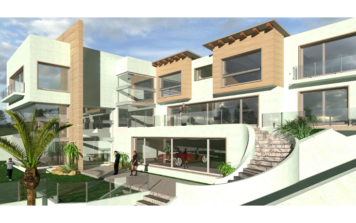Foto de casa en venta en  , club de golf valle escondido, atizapán de zaragoza, méxico, 1379155 No. 03