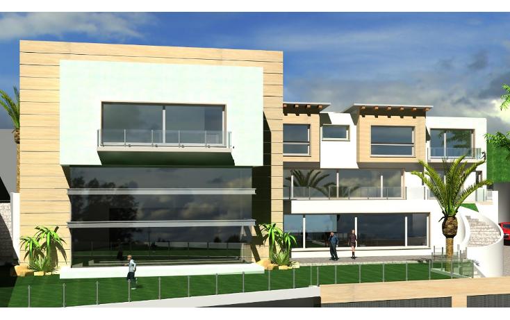Foto de casa en venta en  , club de golf valle escondido, atizapán de zaragoza, méxico, 1379155 No. 04