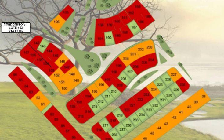 Foto de terreno habitacional en venta en, club de golf villa rica, alvarado, veracruz, 1171599 no 02
