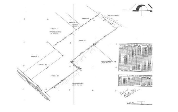 Foto de terreno comercial en venta en, club de golf villa rica, alvarado, veracruz, 1334473 no 02