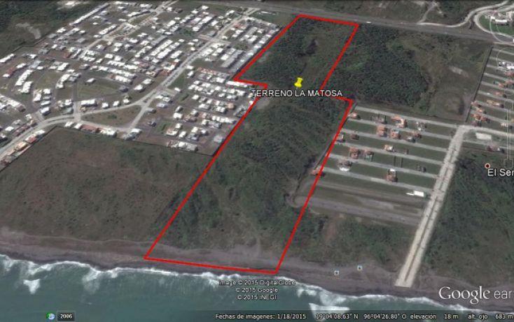 Foto de terreno comercial en venta en, club de golf villa rica, alvarado, veracruz, 1334473 no 03