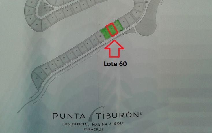 Foto de terreno habitacional en venta en, club de golf villa rica, alvarado, veracruz, 1718120 no 02