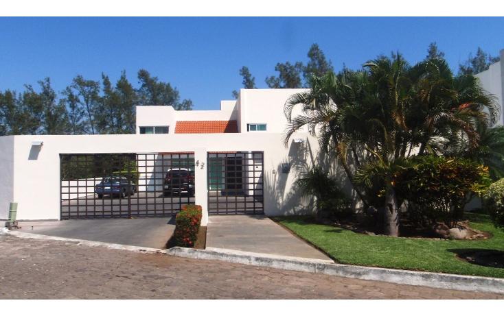 Foto de casa en venta en  , club de golf villa rica, alvarado, veracruz de ignacio de la llave, 1084567 No. 01