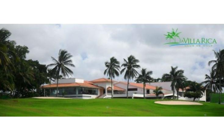 Foto de terreno habitacional en venta en  , club de golf villa rica, alvarado, veracruz de ignacio de la llave, 1187099 No. 04