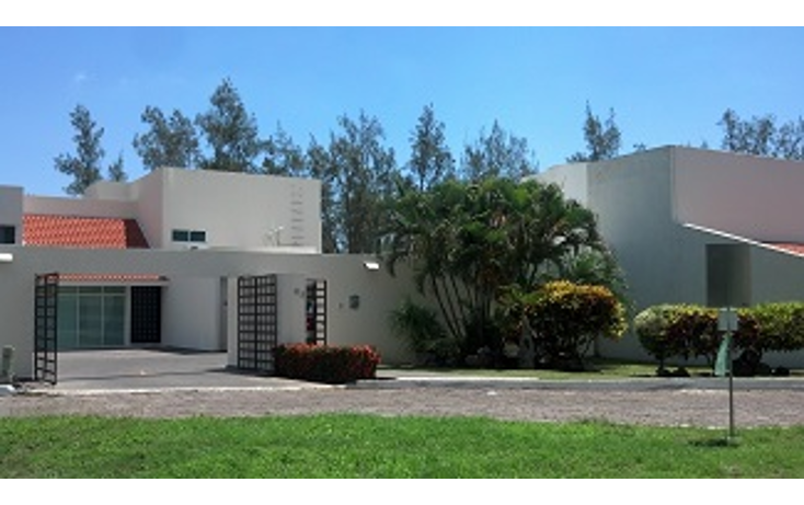 Foto de casa en venta en  , club de golf villa rica, alvarado, veracruz de ignacio de la llave, 1418955 No. 01
