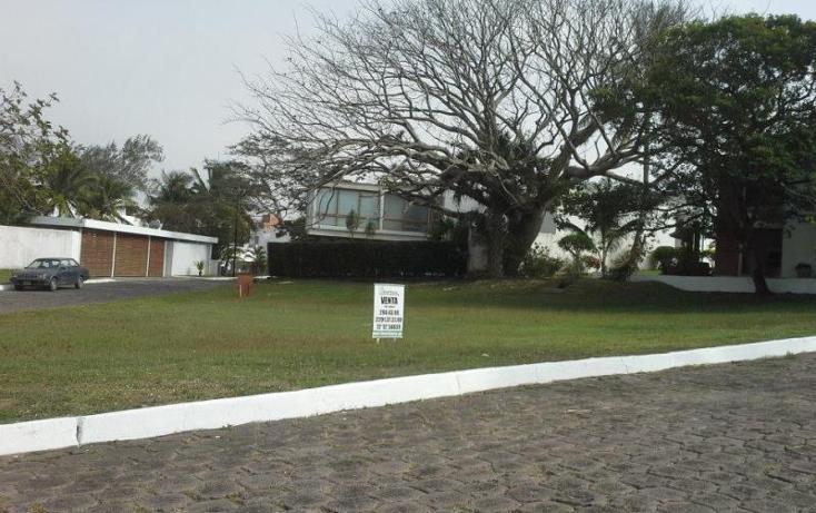 Foto de terreno habitacional en venta en -- --, club de golf villa rica, alvarado, veracruz de ignacio de la llave, 609328 No. 05
