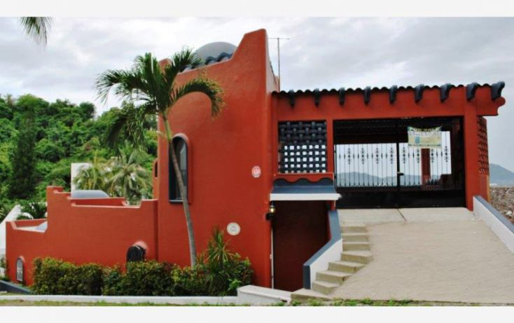 Foto de casa en venta en club de yates 103, villas del palmar, manzanillo, colima, 1396941 no 01