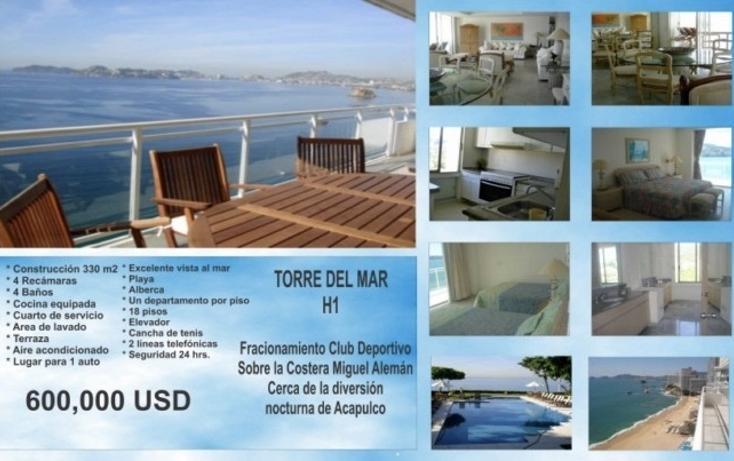 Foto de departamento en venta en  , club deportivo, acapulco de juárez, guerrero, 2719864 No. 13