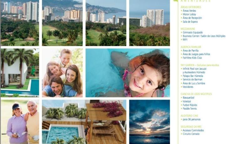 Foto de departamento en venta en  , club deportivo, acapulco de juárez, guerrero, 447962 No. 20