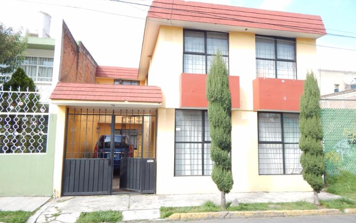 Foto de casa en venta en  , club jardín, toluca, méxico, 1550564 No. 01