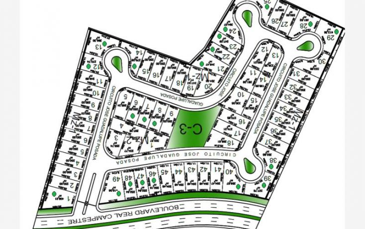 Foto de terreno habitacional en venta en cluster 3, 17 de julio, nacajuca, tabasco, 1357963 no 01