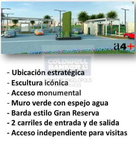 Foto de terreno habitacional en venta en  , lomas de angelópolis ii, san andrés cholula, puebla, 779369 No. 06