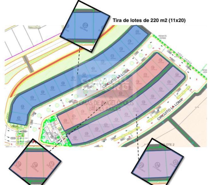 Foto de terreno habitacional en venta en  , lomas de angelópolis ii, san andrés cholula, puebla, 779373 No. 04