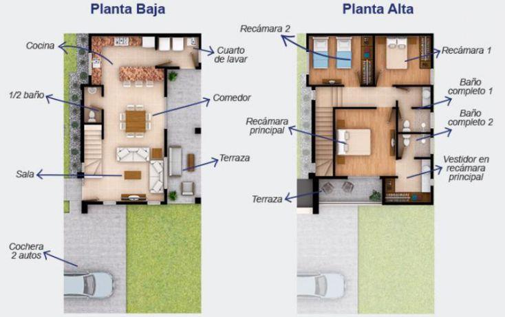 Foto de casa en venta en clzda cetys, imperial, mexicali, baja california norte, 1415471 no 04