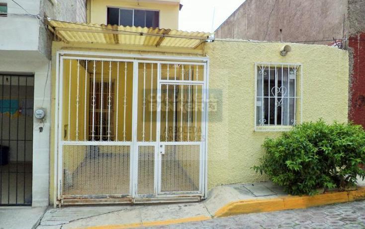 Foto de casa en venta en  61, loma bonita, coacalco de berriozábal, méxico, 1093407 No. 01