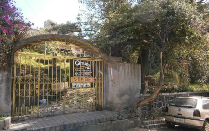 Foto de terreno habitacional en venta en coanacoch, san bernabé ocotepec, la magdalena contreras, df, 1695528 no 01