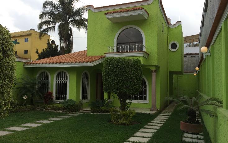 Foto de casa en venta en  , coapexpan, xalapa, veracruz de ignacio de la llave, 1259257 No. 01