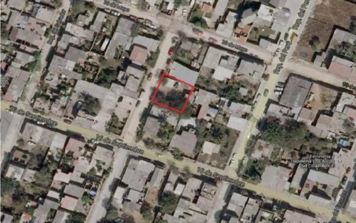 Foto de terreno habitacional en venta en  , coapinole, puerto vallarta, jalisco, 1054771 No. 02