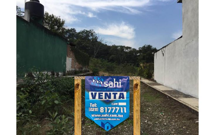 Foto de terreno habitacional en venta en, coatepec centro, coatepec, veracruz, 1737744 no 01