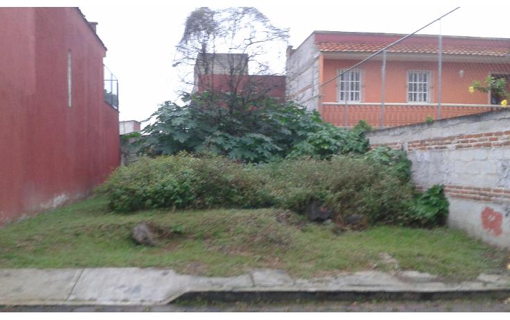 Foto de terreno habitacional en venta en  , coatepec centro, coatepec, veracruz de ignacio de la llave, 1956174 No. 01