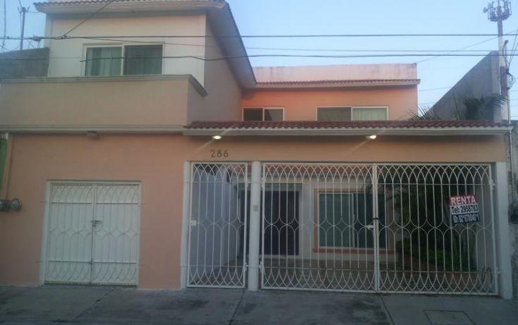 Foto de casa en venta en coatzacoalcos 286, cordilleras, boca del río, veracruz, 1473181 no 01