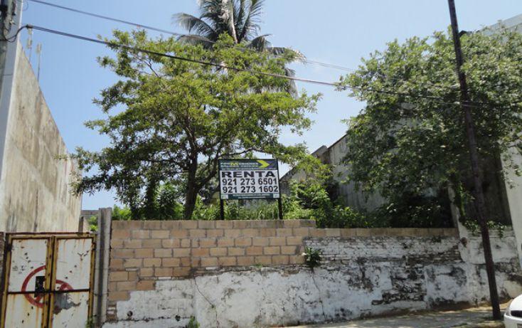 Foto de terreno comercial en renta en, coatzacoalcos centro, coatzacoalcos, veracruz, 1133307 no 02