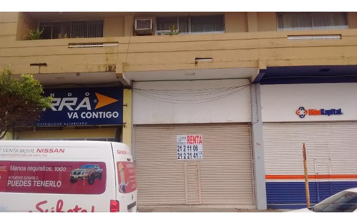 Foto de local en renta en  , coatzacoalcos centro, coatzacoalcos, veracruz de ignacio de la llave, 1040975 No. 01