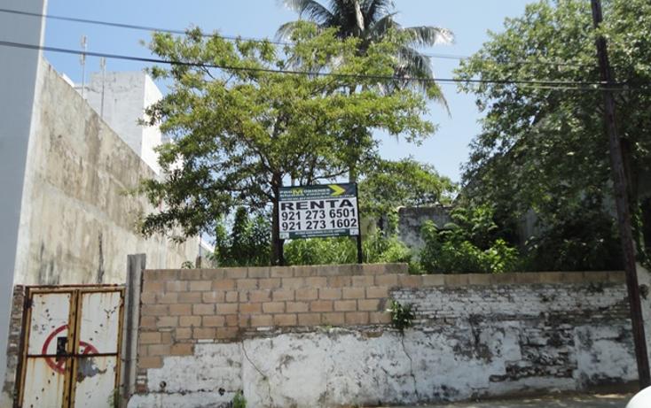 Foto de terreno comercial en renta en  , coatzacoalcos centro, coatzacoalcos, veracruz de ignacio de la llave, 1133307 No. 01