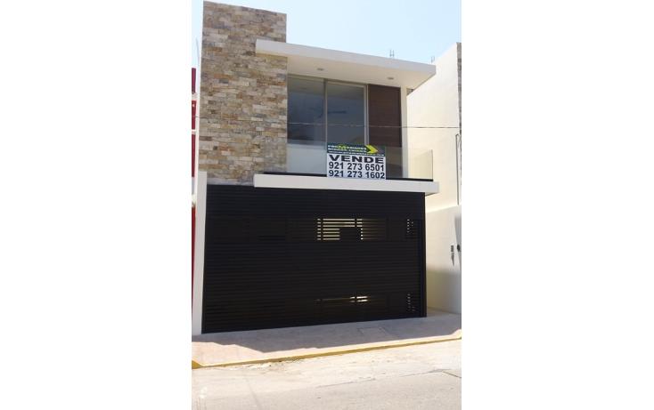 Foto de casa en venta en  , coatzacoalcos centro, coatzacoalcos, veracruz de ignacio de la llave, 1138837 No. 01
