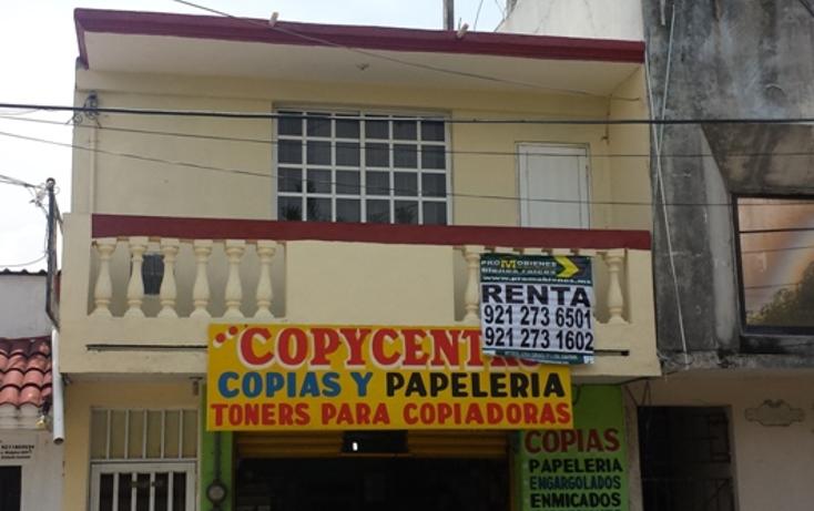 Foto de departamento en renta en  , coatzacoalcos centro, coatzacoalcos, veracruz de ignacio de la llave, 1312239 No. 01