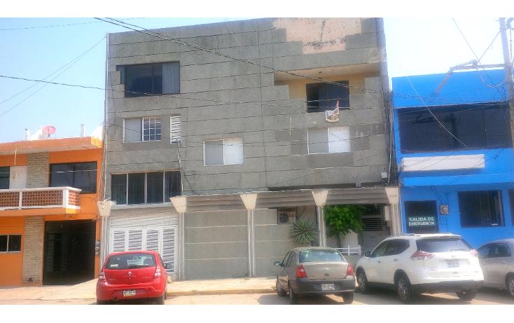 Foto de departamento en renta en  , coatzacoalcos centro, coatzacoalcos, veracruz de ignacio de la llave, 1549426 No. 01