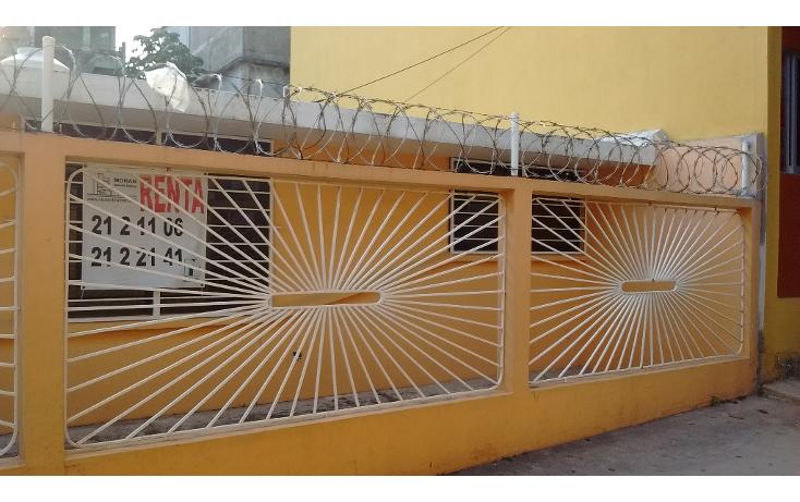 Foto de casa en renta en  , coatzacoalcos centro, coatzacoalcos, veracruz de ignacio de la llave, 1664202 No. 01