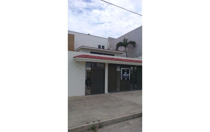 Foto de casa en venta en  , coatzacoalcos centro, coatzacoalcos, veracruz de ignacio de la llave, 2035066 No. 01