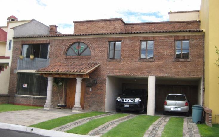 Foto de casa en venta en  , coaxustenco, metepec, m?xico, 1044605 No. 01