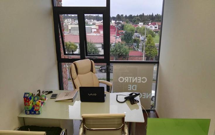 Foto de oficina en renta en  , coaxustenco, metepec, méxico, 1228311 No. 01