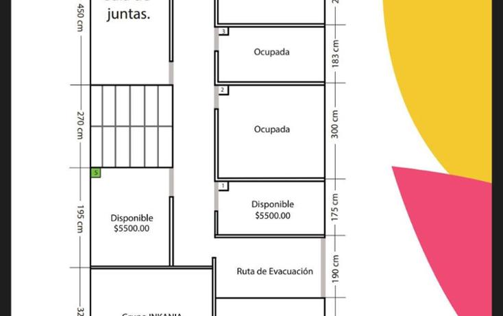 Foto de oficina en renta en  , coaxustenco, metepec, méxico, 1228311 No. 05