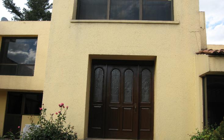 Foto de casa en renta en  , coaxustenco, metepec, méxico, 1281021 No. 01
