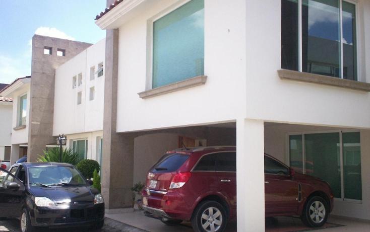 Foto de casa en venta en  , coaxustenco, metepec, méxico, 1488441 No. 01