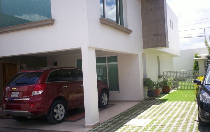 Foto de casa en venta en  , coaxustenco, metepec, méxico, 1488441 No. 02