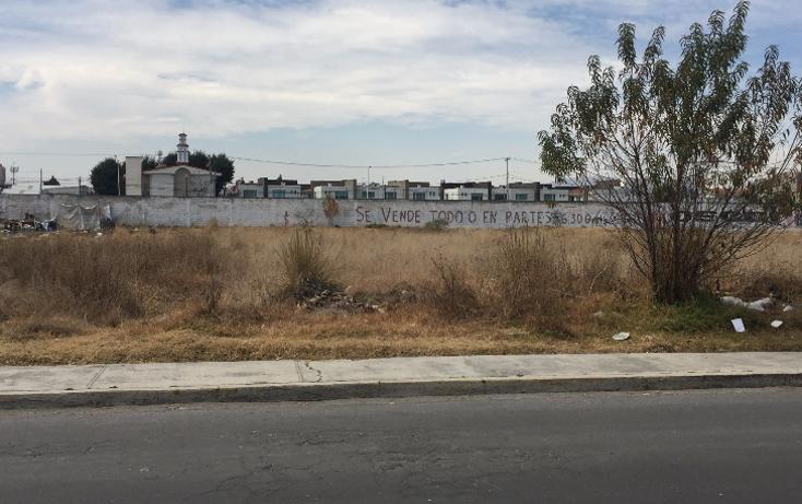 Foto de terreno habitacional en venta en  , coaxustenco, metepec, méxico, 1525217 No. 02