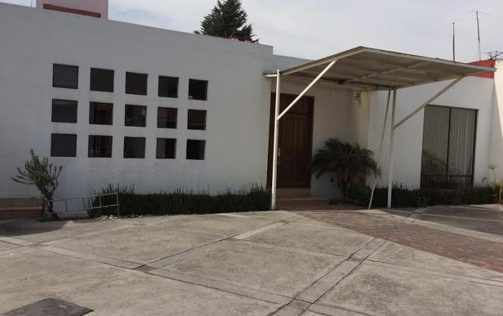 Foto de casa en venta en  , coaxustenco, metepec, méxico, 1624814 No. 01