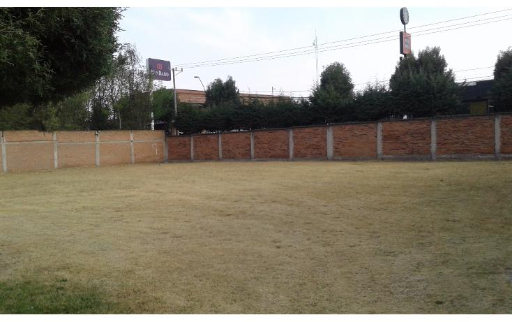 Foto de terreno habitacional en venta en  , coaxustenco, metepec, méxico, 1663560 No. 01